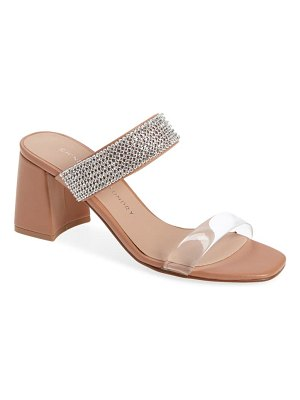 Chinese Laundry yas embellished slide sandal