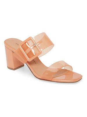 Chinese Laundry yippy block heel sandal