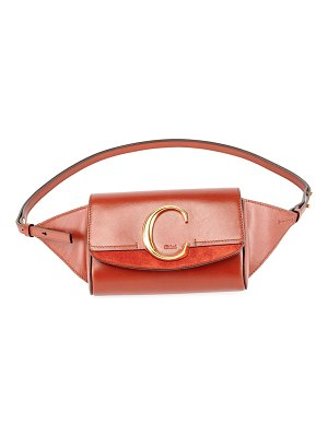 Chloe C Leather Belt Bag