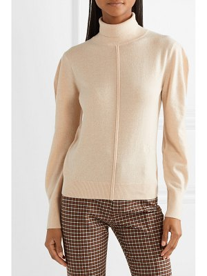 Chloe cashmere turtleneck sweater