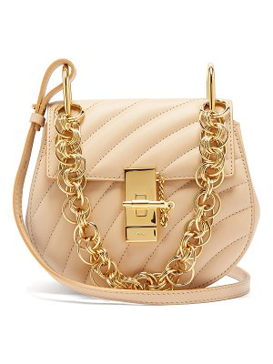 Chloe Drew Bijou mini leather cross-body bag