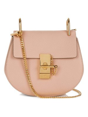 Chloe Drew mini leather cross body bag