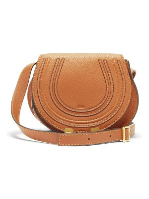 Chloe marcie mini leather cross-body bag