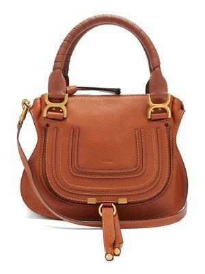 Chloe marcie small leather cross-body bag