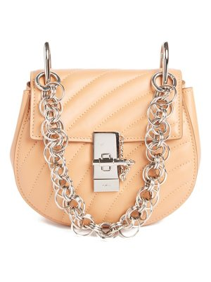 Chloe mini drew bijoux leather shoulder bag