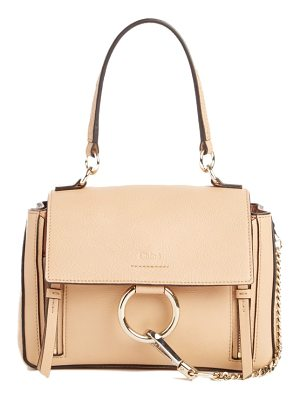 Chloe mini faye day leather crossbody bag