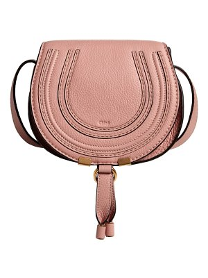 Chloe mini marcie leather bag