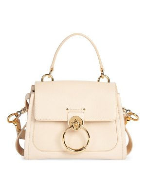 Chloe mini tess leather satchel