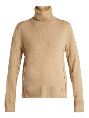 Chloe Roll Neck Cashmere Sweater