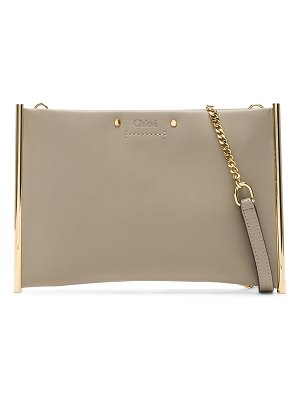 Chloe Roy Smooth Calfskin Clutch