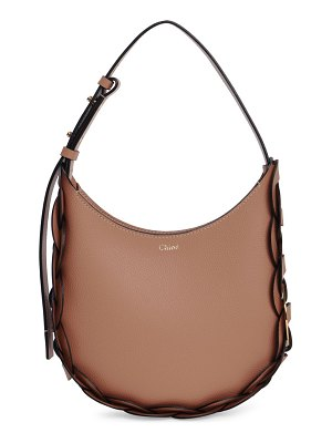 Chloe small darryl leather hobo bag