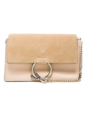 Chloe Small Leather Faye Bag