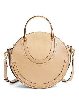 CHLOE Small Pixie Maxi Leather Satchel