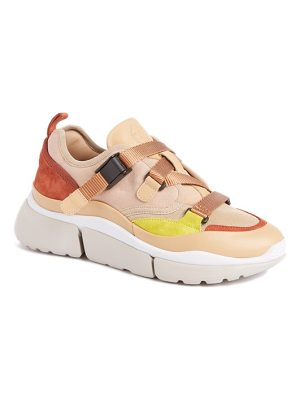 Chloe sonnie low top sneaker