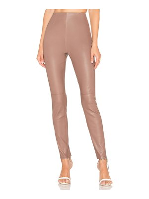 Chrissy Teigen x REVOLVE Grayson Leather Pants