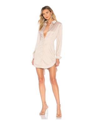 Chrissy Teigen x REVOLVE Koh Tao Button Down Dress