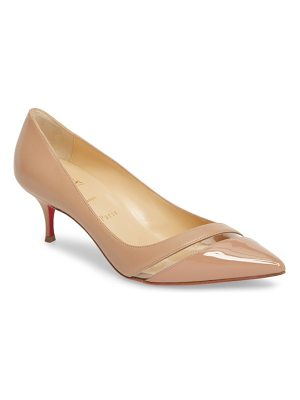 Christian Louboutin 17th floor pointy toe pump