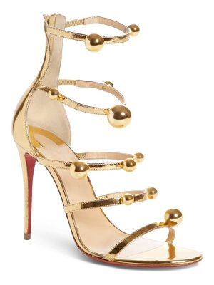 Christian Louboutin atonana ornament sandal
