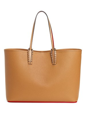 Christian Louboutin cabata calfskin leather tote