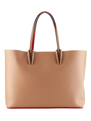 Christian Louboutin Cabata East-West Leather Tote Bag