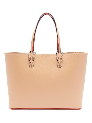 Christian Louboutin Cabata grained leather tote bag