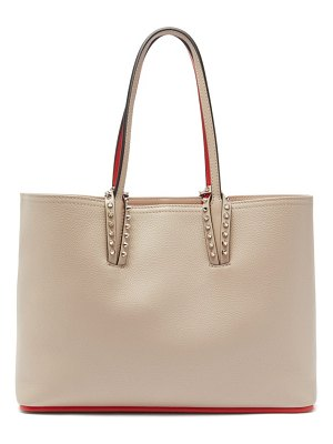 Christian Louboutin cabata small grained leather tote bag