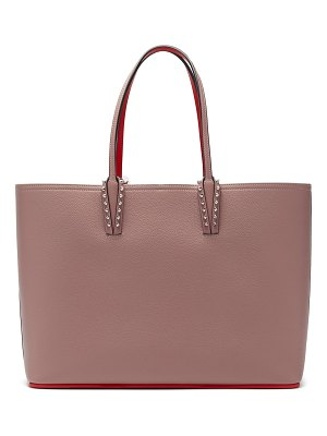 Christian Louboutin cabata spike embellished tote bag