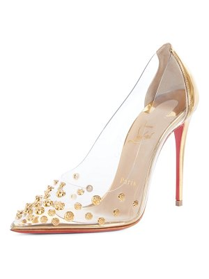 Christian Louboutin collaclou spike pump