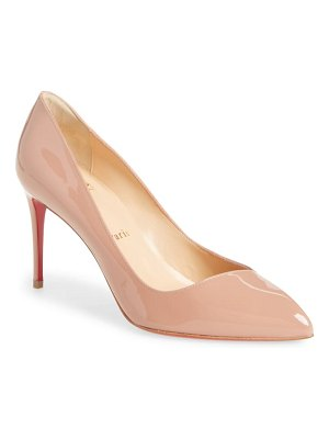 Christian Louboutin corneille pointed toe pump