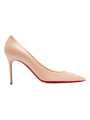 Christian Louboutin Decollete 100 leather pumps