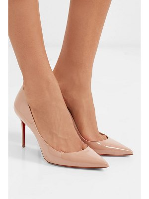 Christian Louboutin décolleté 554 85 patent-leather pumps