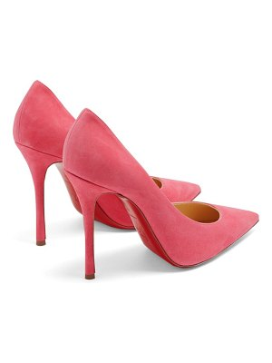 Christian Louboutin Decoltish 115 suede pumps