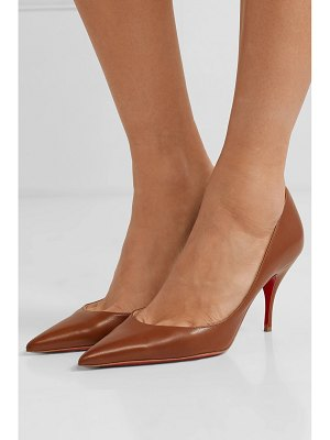 Christian Louboutin iriclare 80 leather pumps