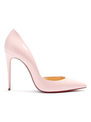 Christian Louboutin Iriza 100 patent-leather pumps