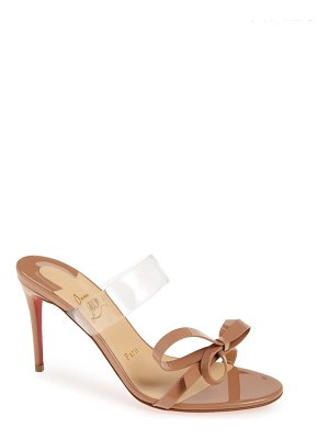 Christian Louboutin just nodo bow sandal