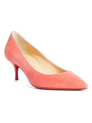 Christian Louboutin kate pointed toe pump
