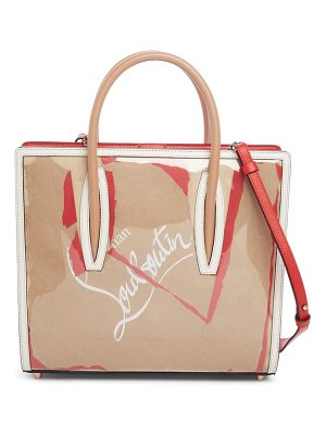 Christian Louboutin medium paloma leather tote