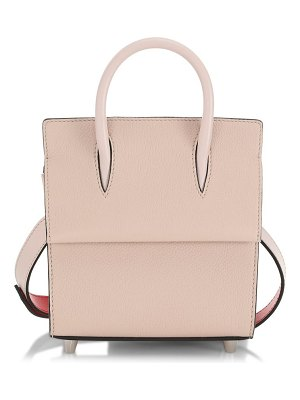 Christian Louboutin mini paloma leather tote
