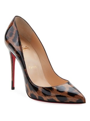 Christian Louboutin Pigalle Follies Red Sole Pumps