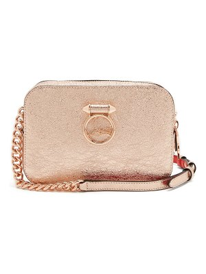 Christian Louboutin rubylou leather cross body bag