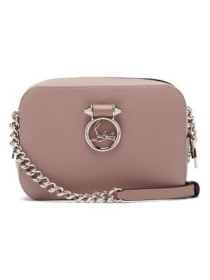 Christian Louboutin rubylou mini leather cross body bag
