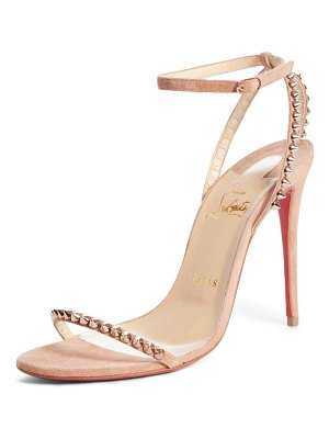 Christian Louboutin so me studded sandal