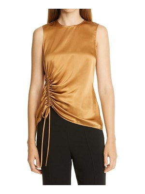 Cinq A Sept alexia sleeveless silk top