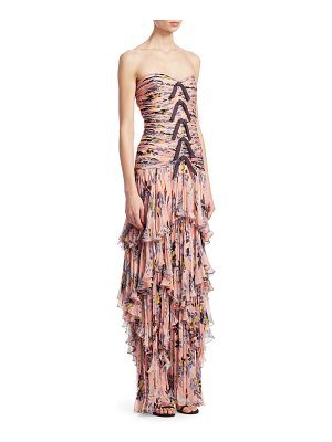Cinq A Sept emira strapless dress