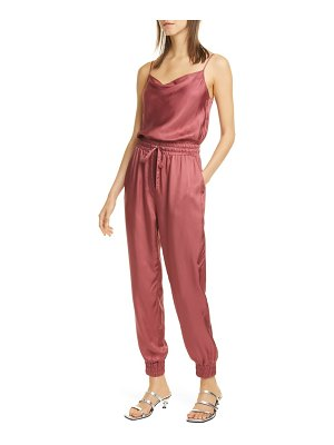 Cinq A Sept finnley twill jumpsuit