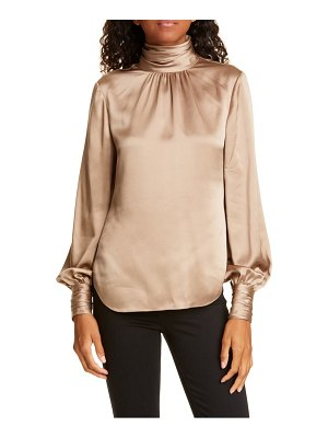 Cinq A Sept jayla silk top