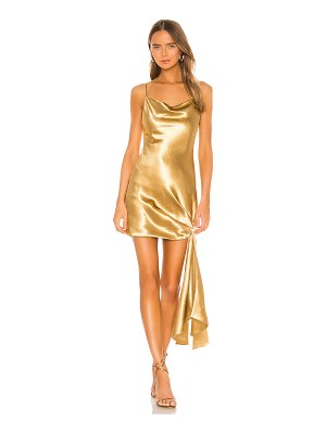 Cinq A Sept satin ryder dress