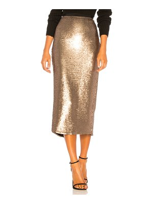 Cinq A Sept Sequin Paula Skirt