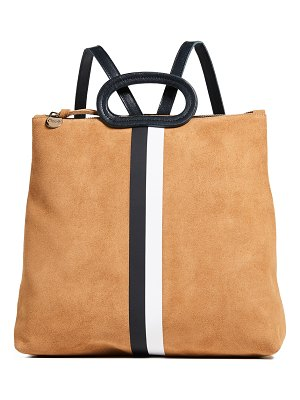 Clare V. marcelle backpack