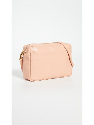Clare V. marisol bag with front pocket